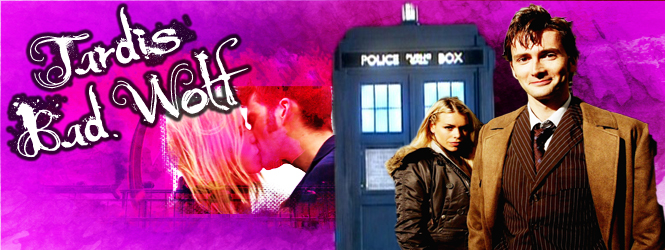 Tardis Bad Wolf RP header Default by Simply-Dreams