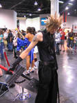 Cloud Advent Children Cosplay