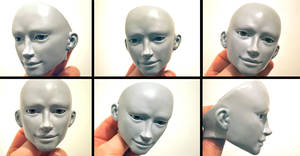 BJD Puck: Million Faces of Puck