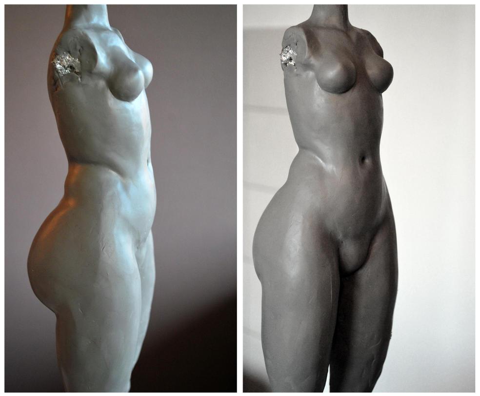 BJD: 45 cm Girl body WIP by FreakStyleBJD