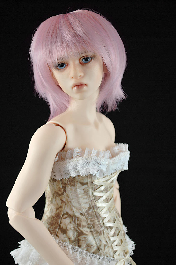 BJD - Salome: All Dressed Up. by FreakStyleBJD