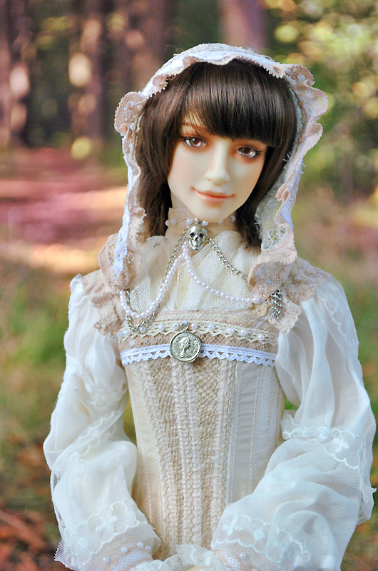 BJD - Puck: Picture in the Woods by FreakStyleBJD