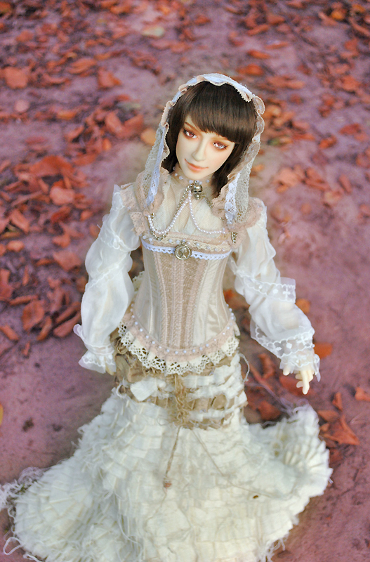 BJD - Puck: Look At That Dress! by FreakStyleBJD