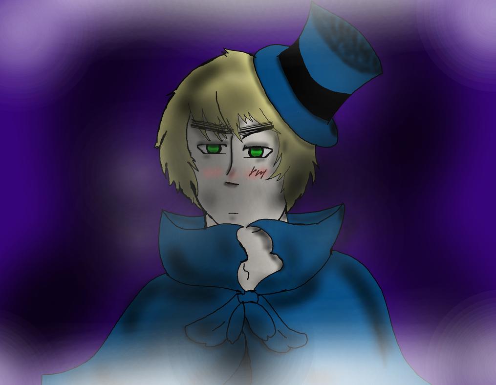 England's vampire costume by SwiftstarThornclan