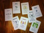 Magical Mayhem Card Fronts