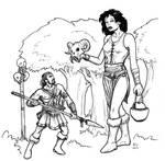 Giant Witch