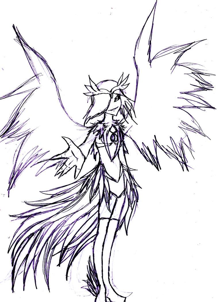 Dusk Star Redone by FuneralDyingheart