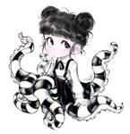 DTIYS Octopus Girl