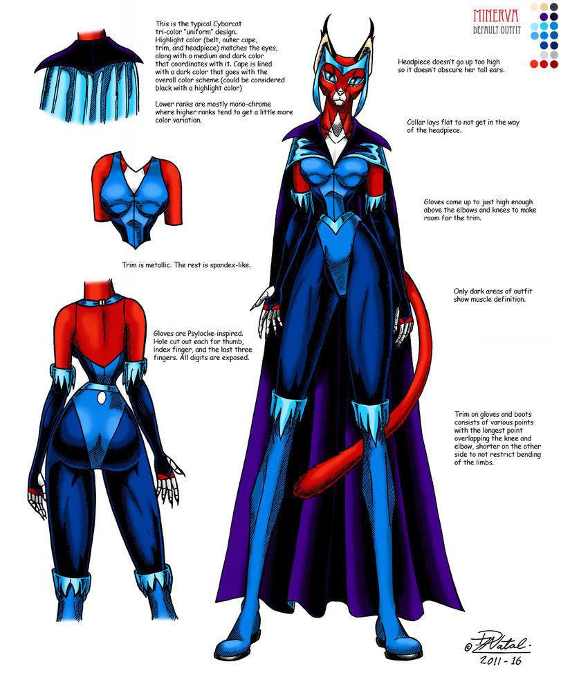 Minerva reference sheet 1 by Razia