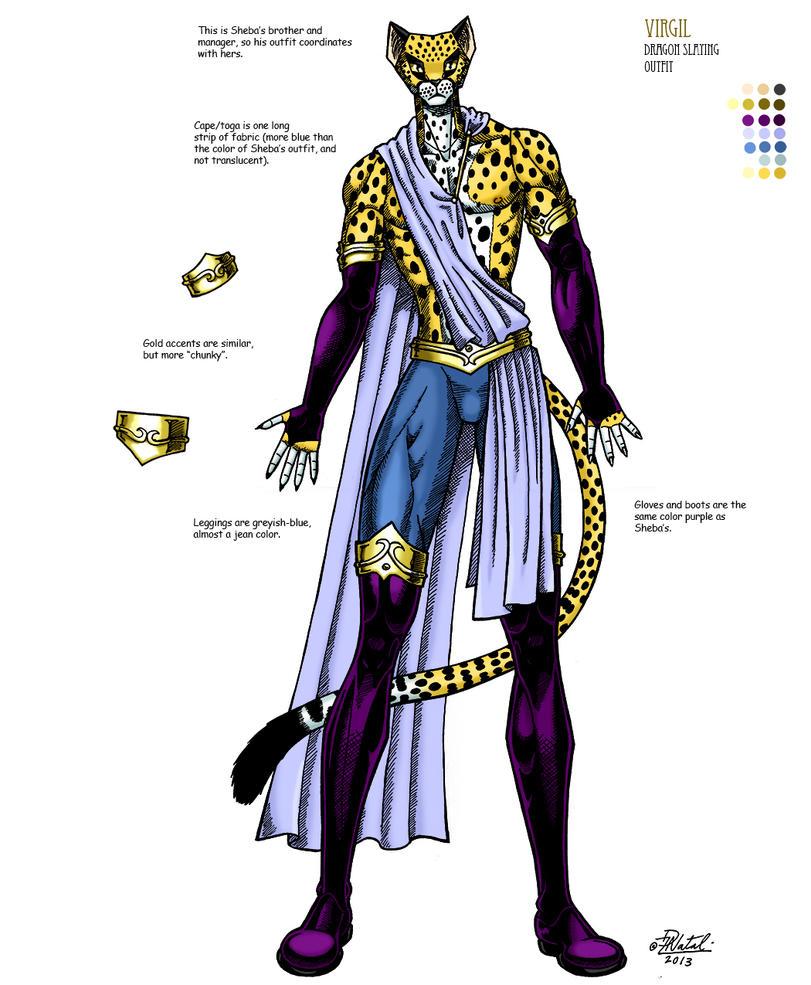 Virgil Reference Sheet 1 by Razia