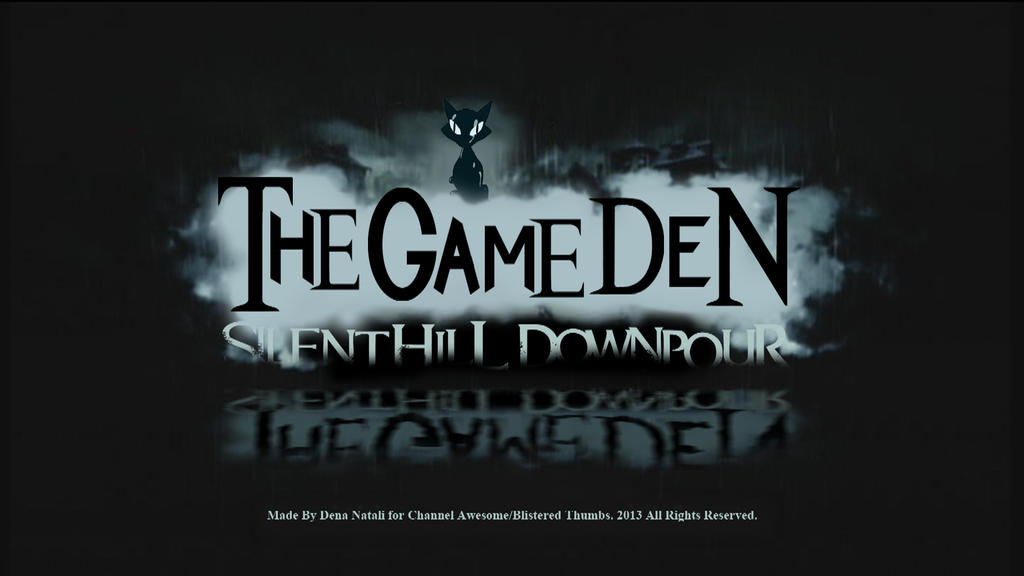 Silent Hill Downpour Title Screen by Razia