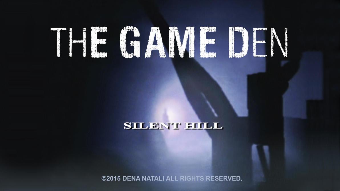Silent Hill Title Screen by Razia