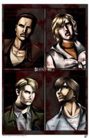 Silent Hill by Razia