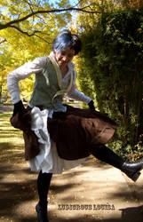 Highland Fling by ludicrouslouisa