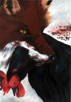 Raven's Fur cover