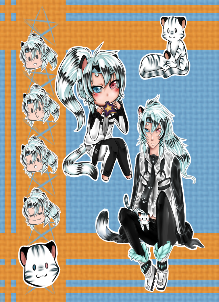 DTA - White Tiger by Kisoro
