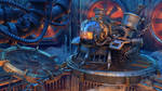 Steam-powered Factory by Oxeren