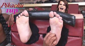 Emma takes a turn
