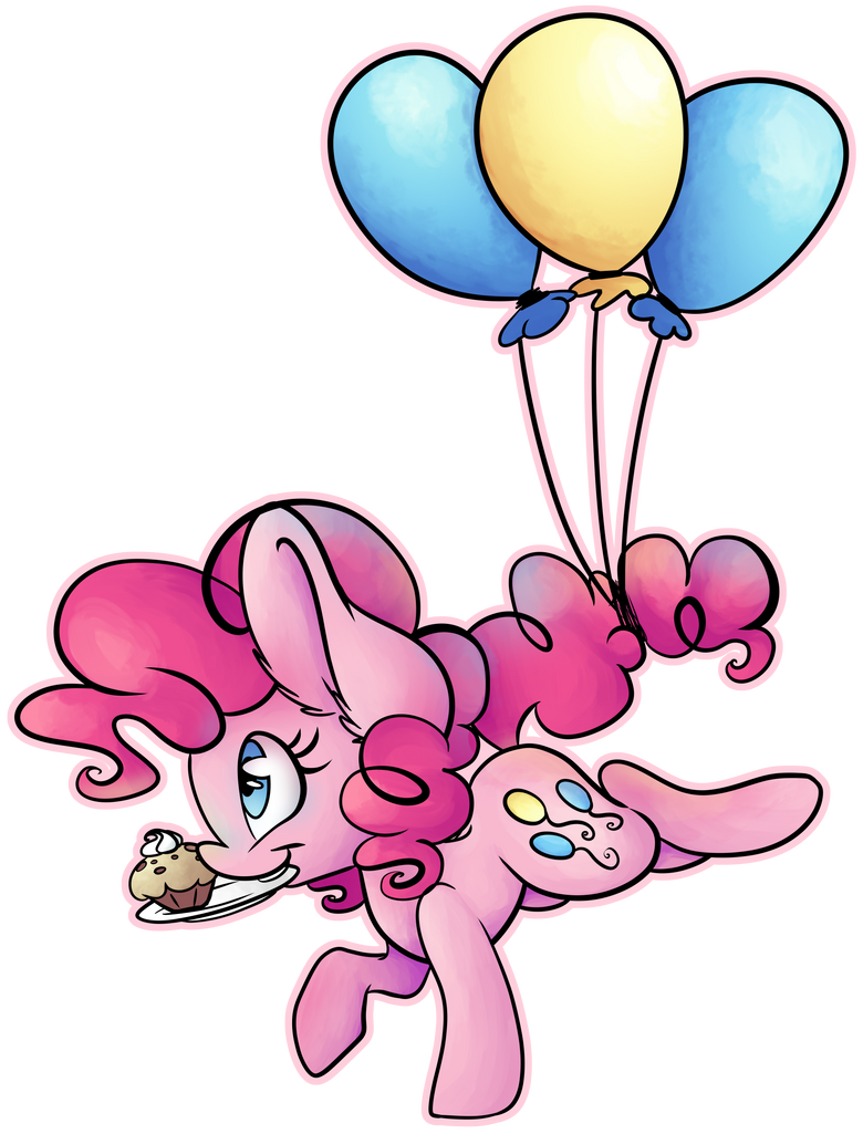 Pinkie's Cakes by CutePencilCase