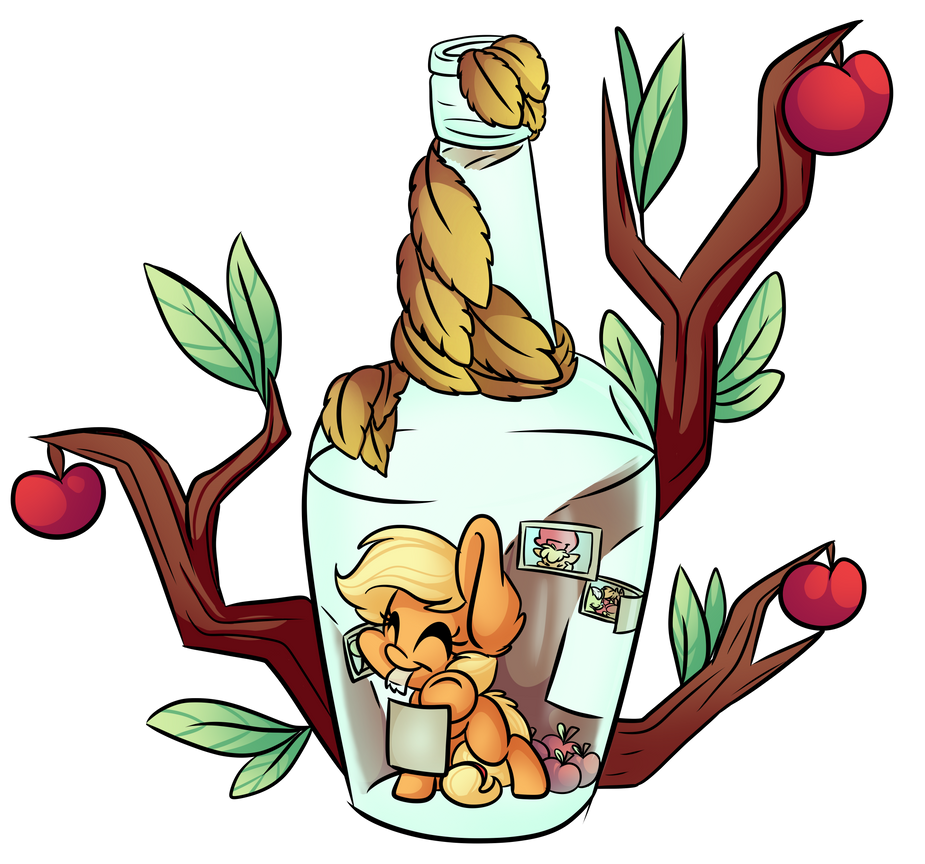applejack_s_bottle_by_cutepencilcase-dao