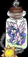 Celestia's Bottle