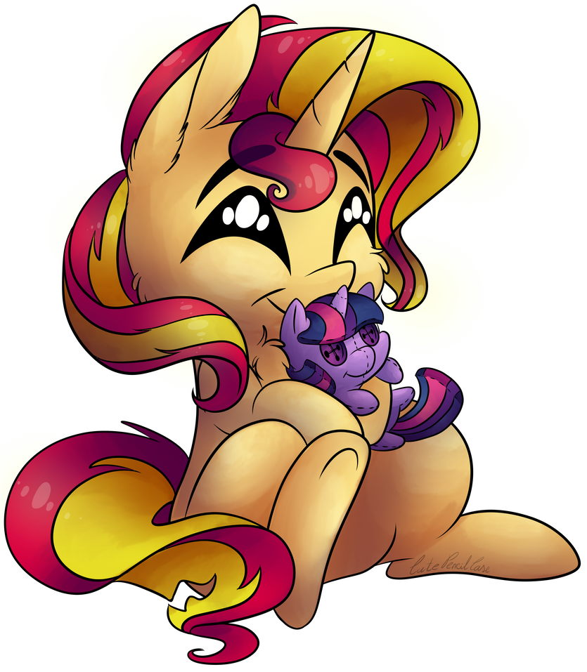 _ych__sunset_hugging_twilight_by_cutepen
