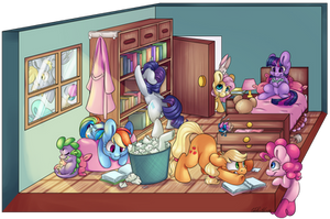 Reading Party? Twilight! by CutePencilCase