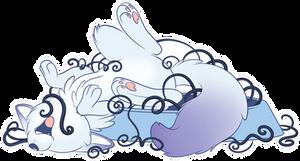 Scribble Kibble Fanart by CutePencilCase