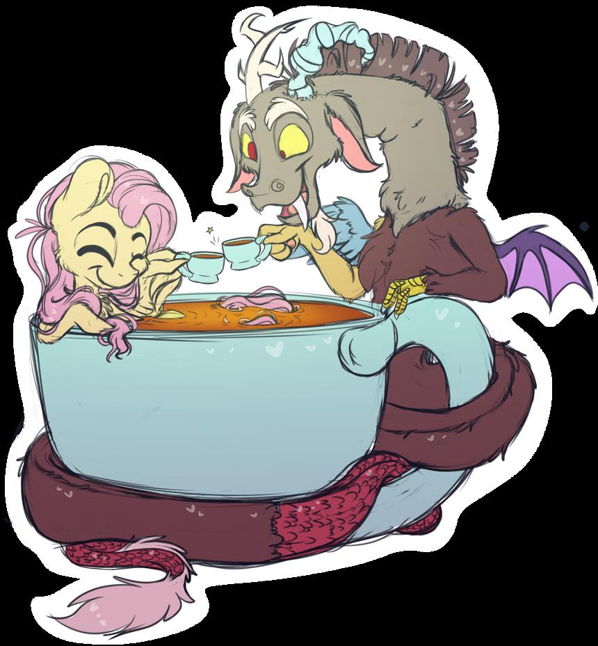 More Tea, Please by CutePencilCase