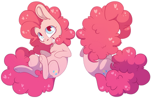 Pinkie Pie Charm by CutePencilCase