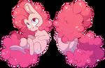 Pinkie Pie Charm