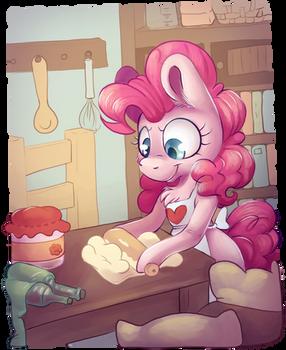 Pinkie Baking