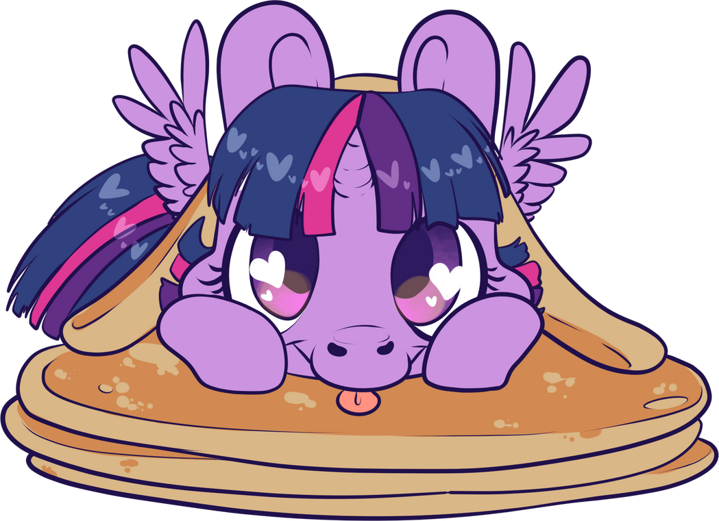 pancake_twilight_by_cutepencilcase_dd55i