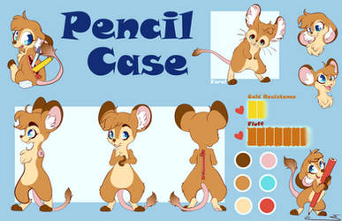 Pencil Case Ref by CutePencilCase