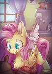 Fluttershy's Day