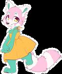 Chibi Hibiscus by CutePencilCase