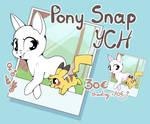 Pony Snap YCH