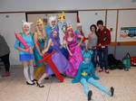Adventure Time - C'Mon Grab Your Friends