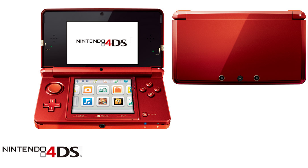 Nintendo 4DS by BronyoftheWorld on DeviantArt