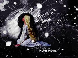Hunting Me -Dark Cover