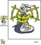 Arcues: Origin Forme