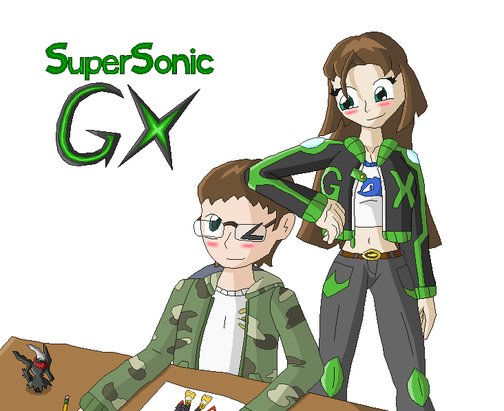 SuperSonicGX's Profile Picture