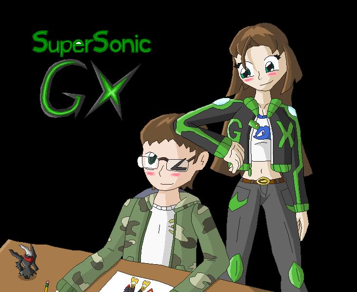 SuperSonicGX's Profile Picture