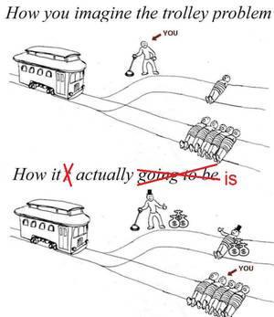 Modern Trolley Problems