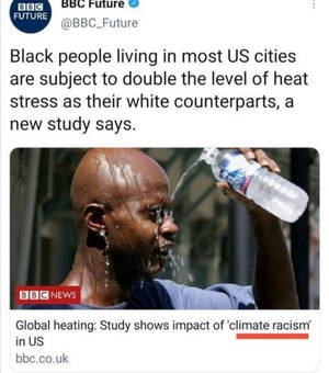 climate racism