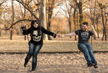 Engagement Shoot 6 by killette