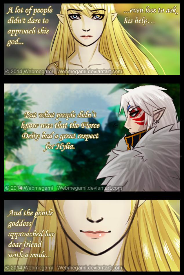 Deities Masquerade - Prologue [Page 3] by Webmegami on