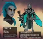 Ethyur (+twili armor)