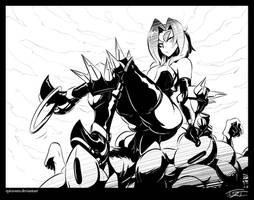 1000 Draw: Hail to the Queen by EpicTones