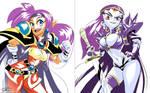 Shantae Slayers Costumes